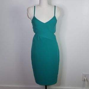 NWT Laundry by Shelli Segal Cut Out Dress Sz. 10